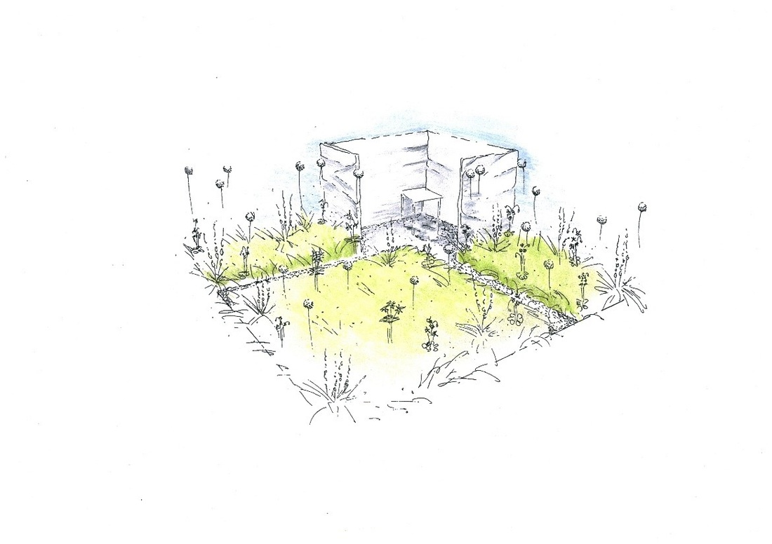 Sketch of the installation