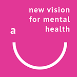 New Vision for Mental Health logo